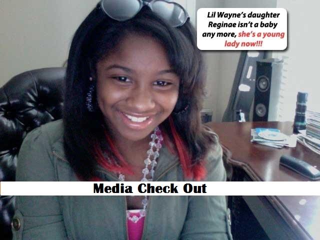 Lil Wayne als Teenager