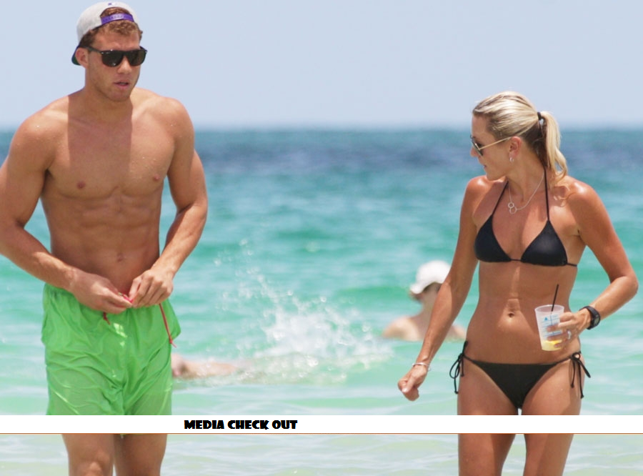 wow nba superstar blake griffin has a 40 something year
