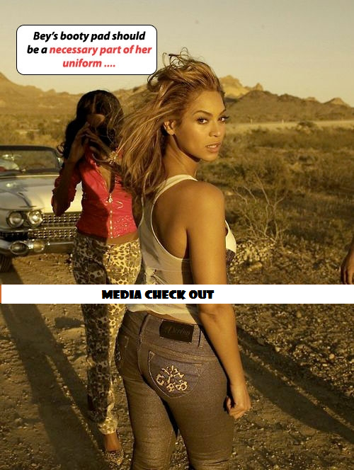 Beyonce Has No Butt 96