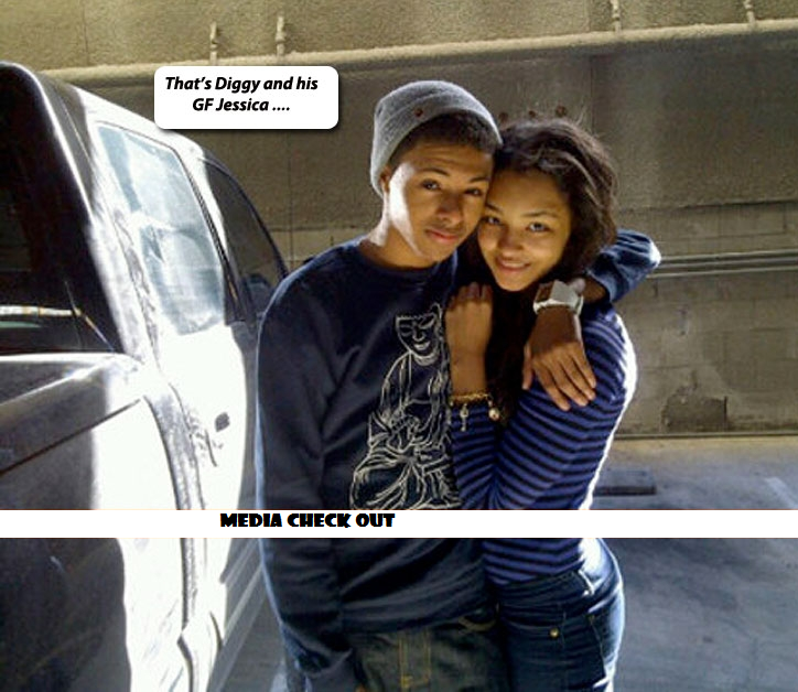 Diggy Simmons And His Sisters Diggy Simmions | Celeb...