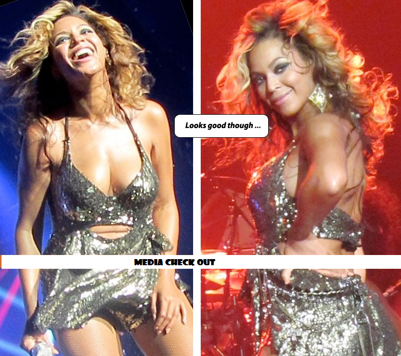 Does beyonce wear butt pads — photo 10