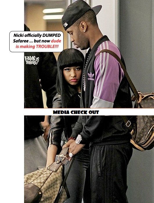 the gallery for gt safaree samuels and amber rose