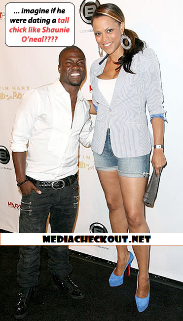 Kevin Hart's girlfri... Kevin Hart You Mad