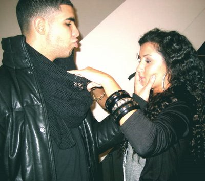 Drake Brings In The New Years With - 29.5KB