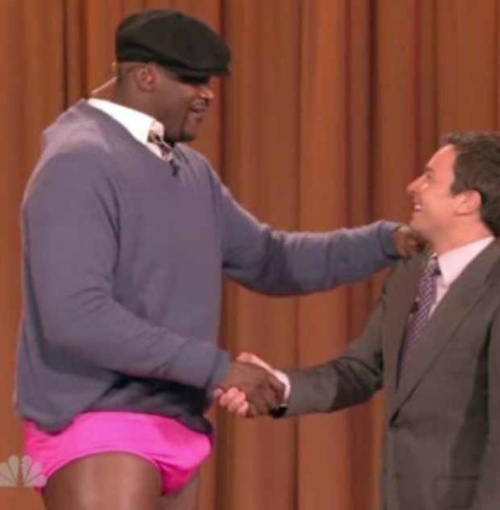Shaquille O Neal Penis 29